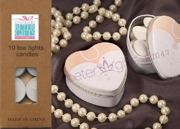 Boda - 婚慶用品 新娘鐵罐燭台,新娘跟妝 創意婚品LZ017婚禮答謝布置