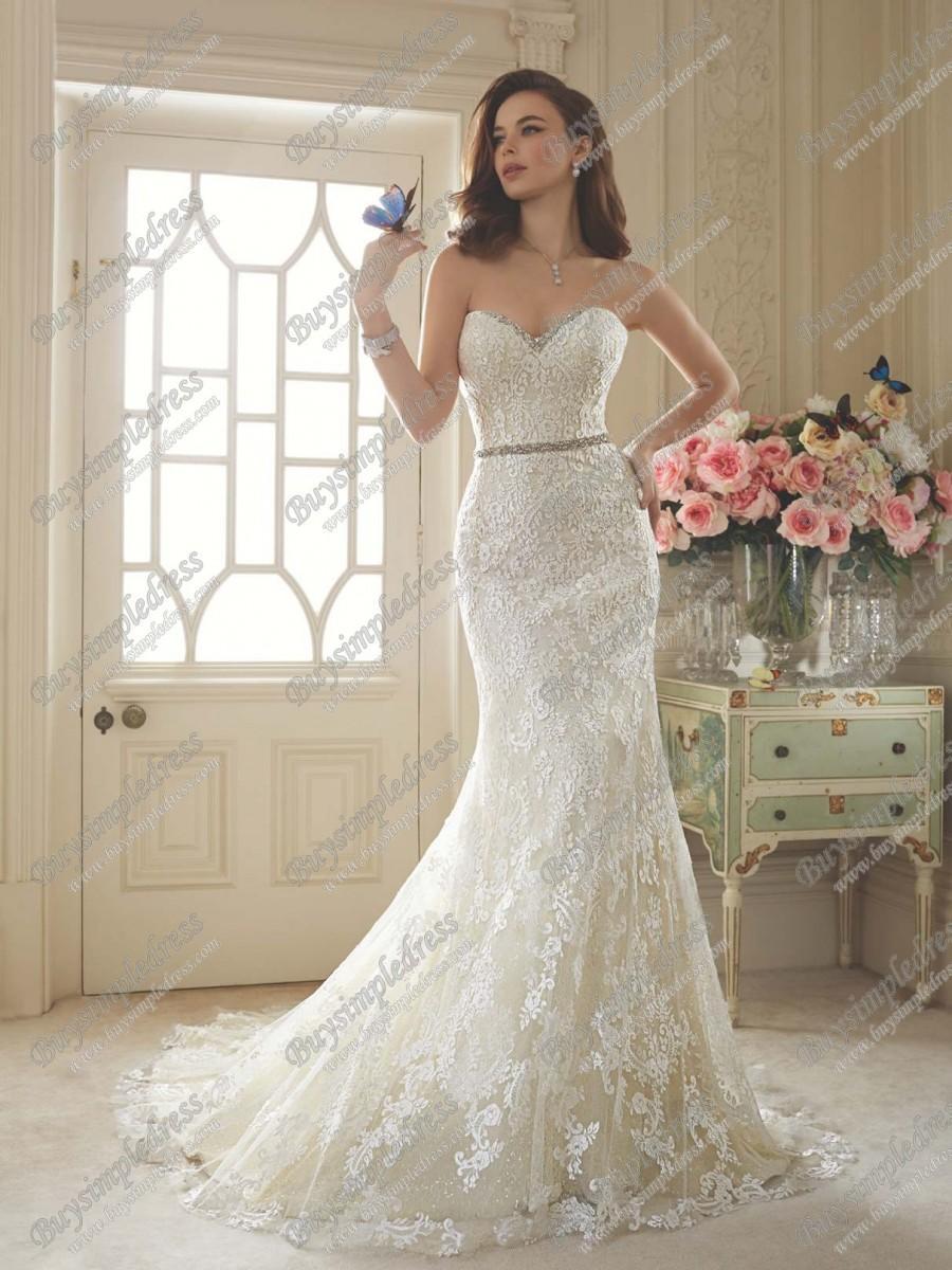 Mariage - Sophia Tolli Style Y11649 - Kenley
