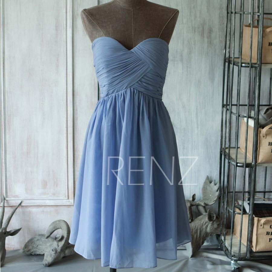 Slate Bridesmaid Dresses 57