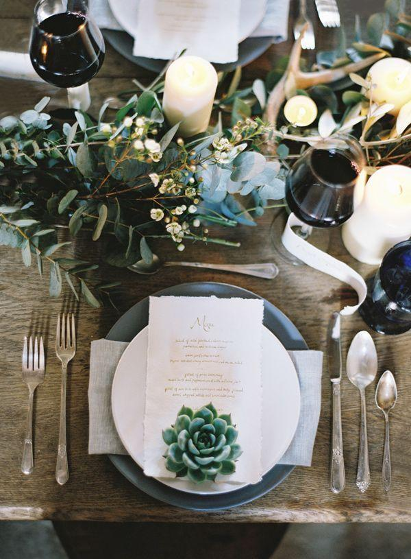 Düğün - Glamourous Emerald Wedding Inspiration, Just In Time For St. Patrick's Day