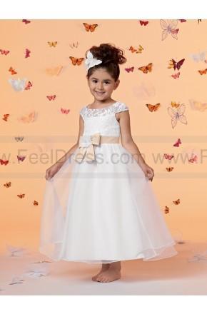 Hochzeit - Sweet Beginnings by Jordan Flower Girl Dress Style L670 - NEW!