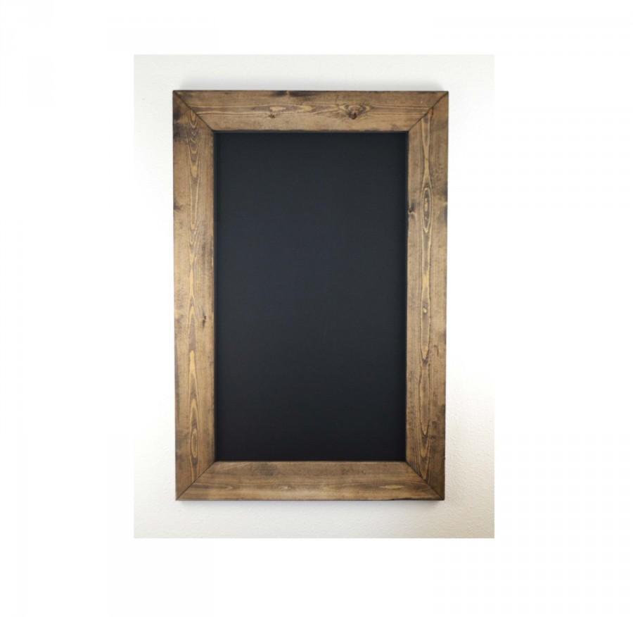Свадьба - Rustic Chalkboard 36x24, Rustic Blackboard, Wedding Sign, Rustic Wedding Chalkboard, Chalkboard Sign, Menu Sign, Bar Sign, Gift for Him