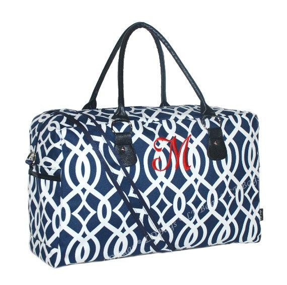 Weekender Bag, Weekender Duffle Bag , Personalized Weekender Bag ...