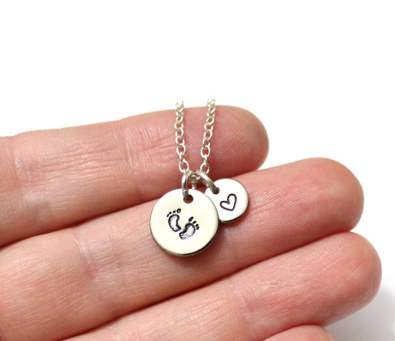 media gift pendant baby s day custom moms mothers mom new mother for necklace feet