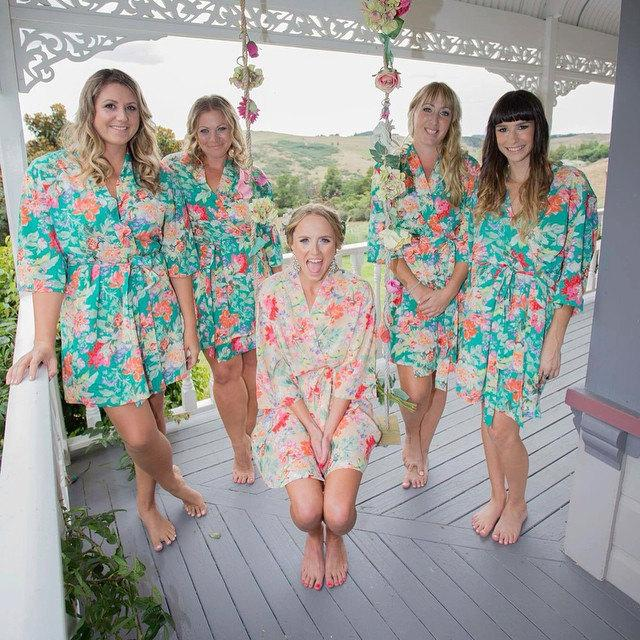 Wedding - Bridesmaid Robes