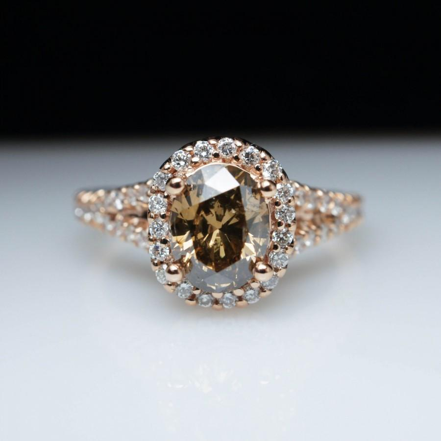 cut cotswolds champagne cheltenham diamond gold engagement wedding rings ring hooper yellow rose brilliant bolton