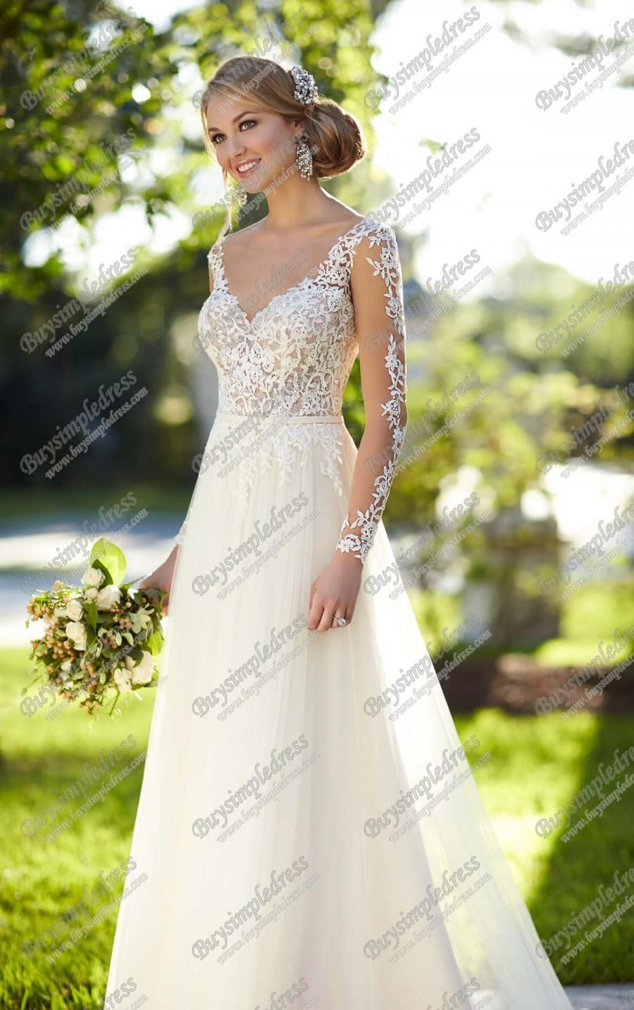 Hochzeit - Stella York Wedding Dress Style 6224