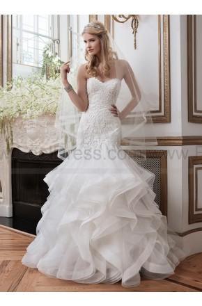 Wedding - Justin Alexander Wedding Dress Style 8795
