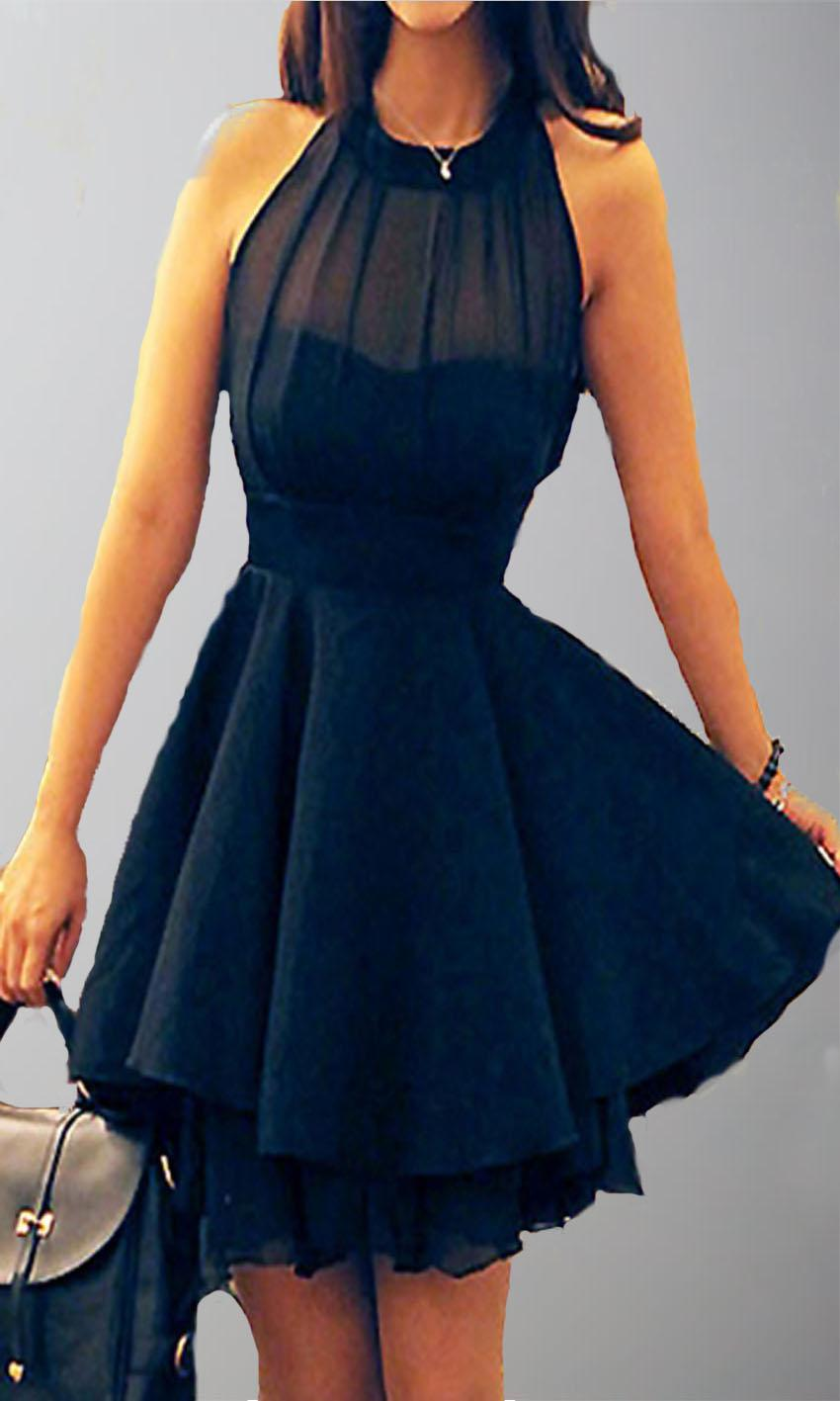 Sexy Illusion Short Slim Summer Occasion Dresses UK KSP328 [KSP328 ...