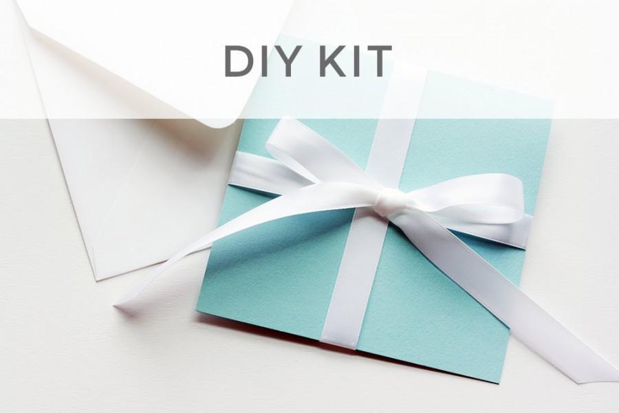 New Diy Breakfast At Tiffanys Invitation 2429547 Weddbook