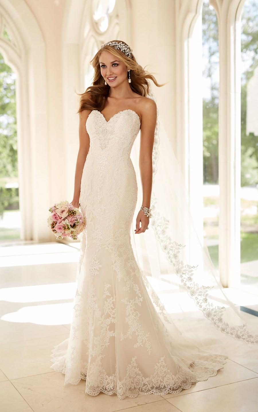 Wedding - Stella York Wedding Dress Style 6220