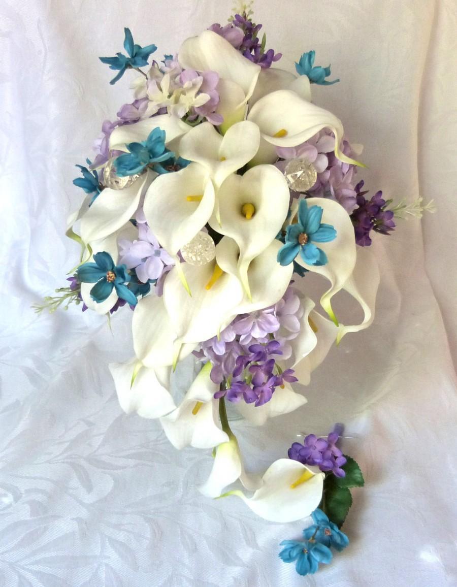 Lilac Cake Wrap