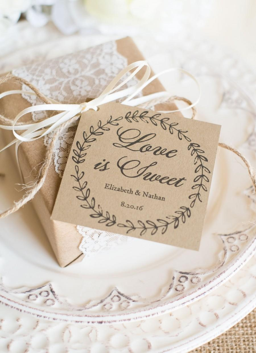 photograph regarding Printable Wedding Favor Tags named Printable Marriage ceremony Choose Tags - Down load All of a sudden - EDITABLE