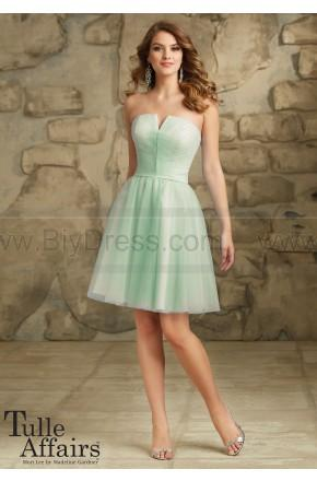 Wedding - Mori Lee Bridesmaids Dress Style 113