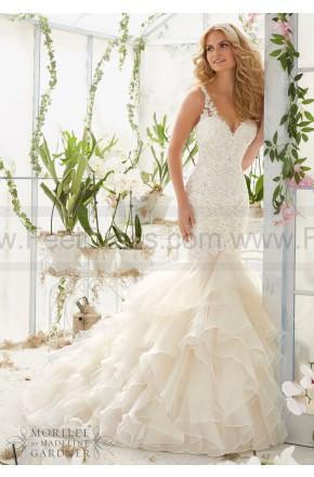 Wedding - Mori Lee Wedding Dresses Style 2819