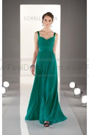 Wedding - Sorella Vita Mint Green Bridesmaid Dresses Style 8380