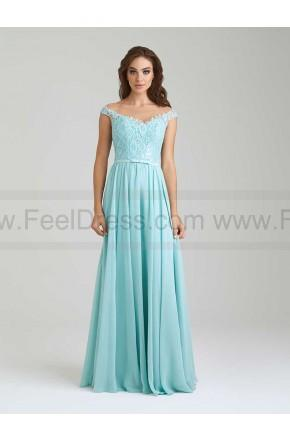 Boda - Allur Bridesmaid Dress Style 1454