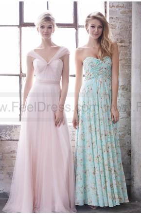 Свадьба - Allur Bridesmaid Dress Style 1450