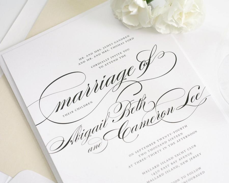 زفاف - Marriage Wedding Invitations, Purchase this Deposit to Get Started