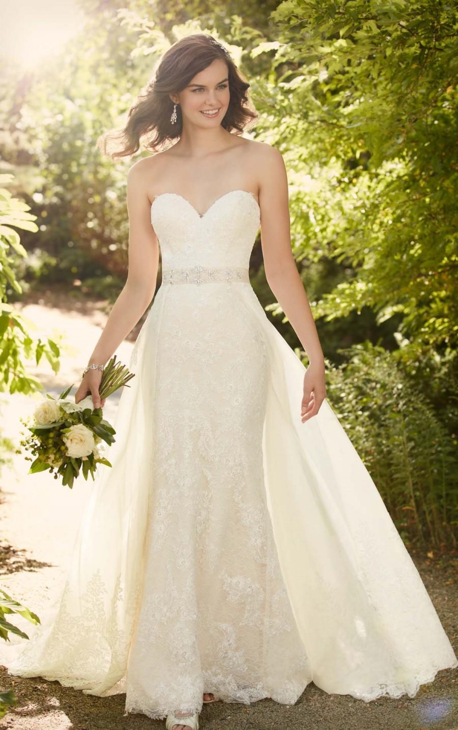 Essense Of Australia Wedding Dress Style D2039 #2432681 - Weddbook