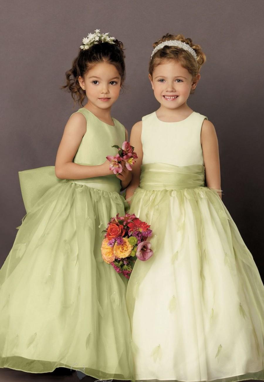 Wedding - Organza Gown By Jordan Sweet Beginnings Collection L507