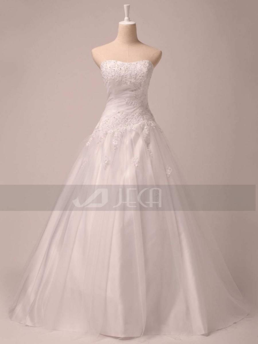 Ethereal romantic wedding dress deb dress 2432715 for Romantic ethereal wedding dresses