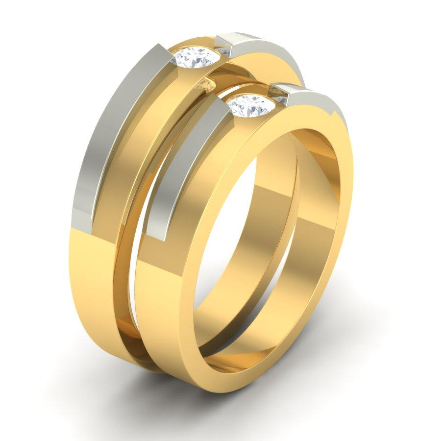 blog unconventional planyourwedding couple wedding bands