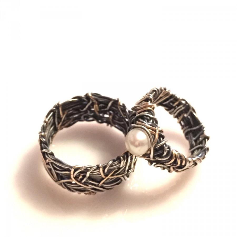 arabic matching persian set ring en bands couple name rings couples band