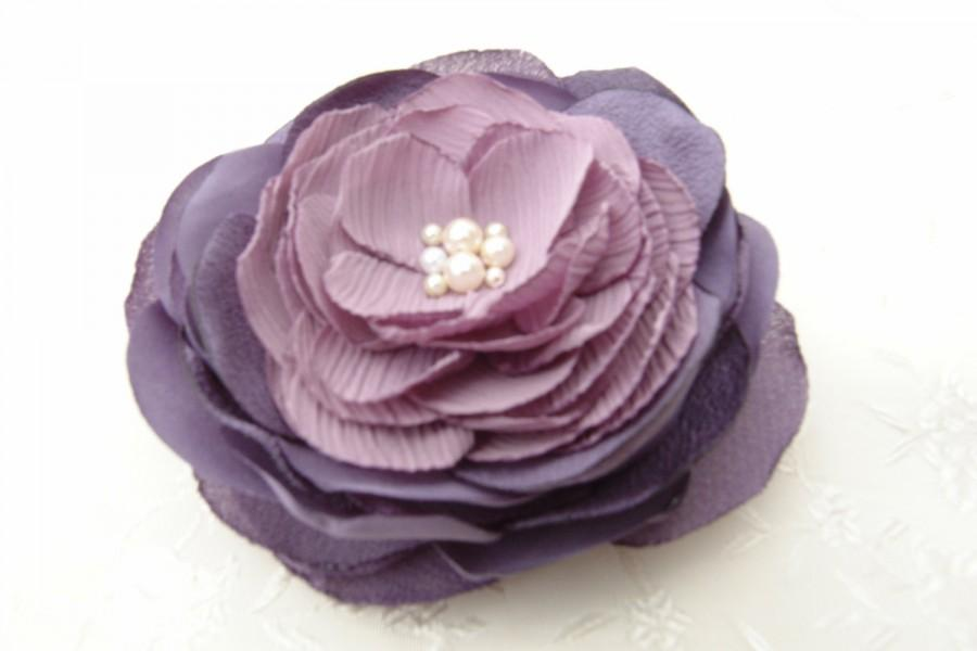 Lilac flower clip hair fascinator bridal headpiece wedding hair lilac flower clip hair fascinator bridal headpiece wedding hair flower accessories bridesmaid gift floral clip bridal hair accessory brooch junglespirit Image collections
