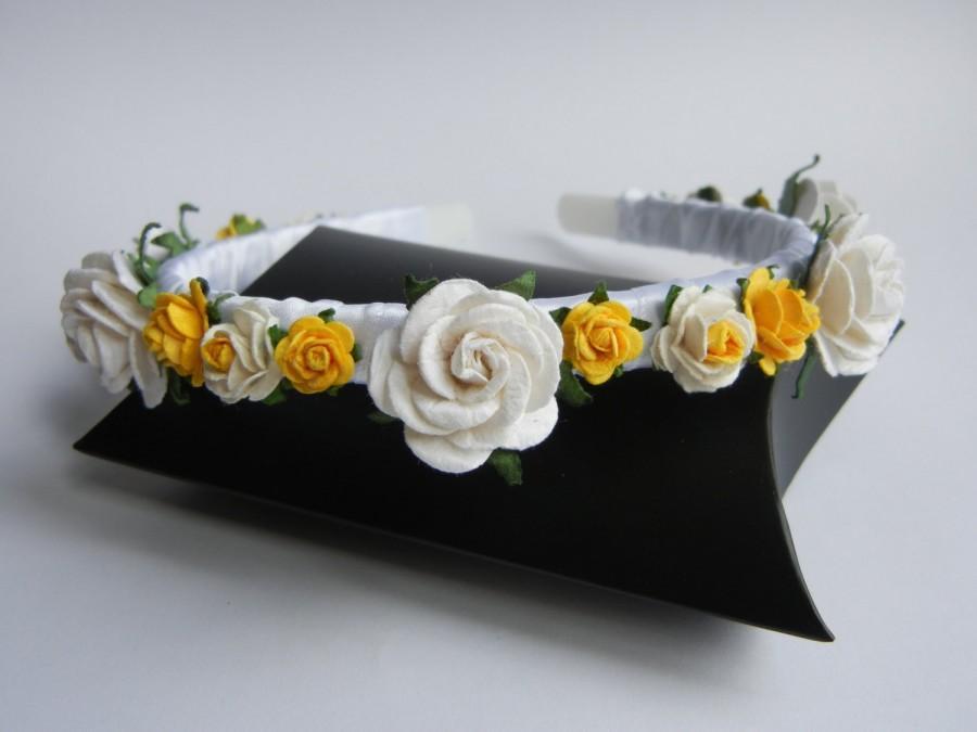 Flower Headband 8a1b8b687e5