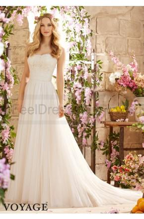 Hochzeit - Mori Lee Wedding Dress 6801
