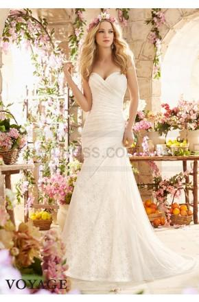Mariage - Mori Lee Wedding Dress 6802