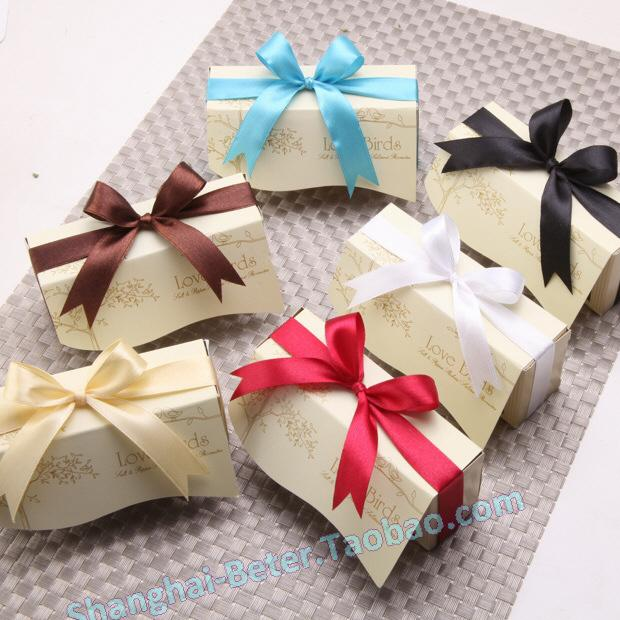 Mariage - 爱情鸟调味罐 胡椒瓶TC007欧式主题婚礼婚庆服务新娘回赠礼物