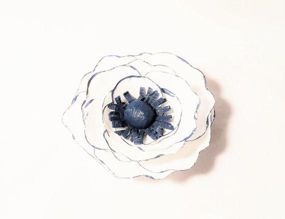Mariage - Anemone's, Custom color flowers, Anemone paper flowers, Coffee filter flowers, Fake flowers, Floral arrangment flowers, Paper flowers