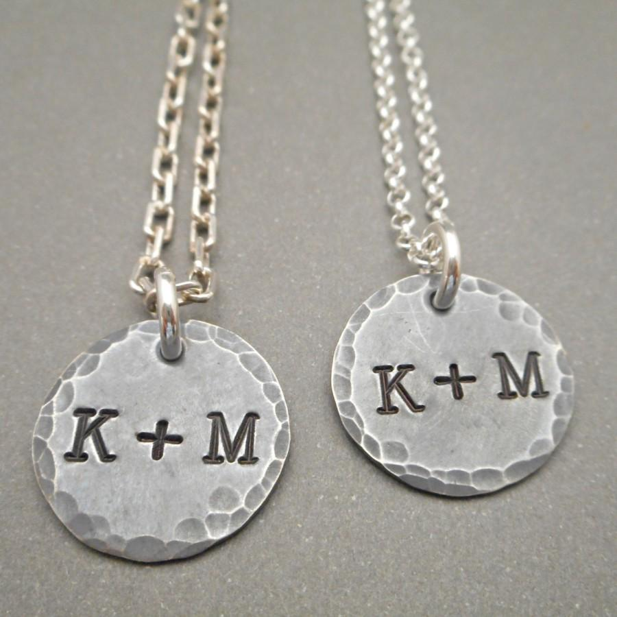 Matching Couples Necklaces - Couples Jewelry - Jewelry Set ...