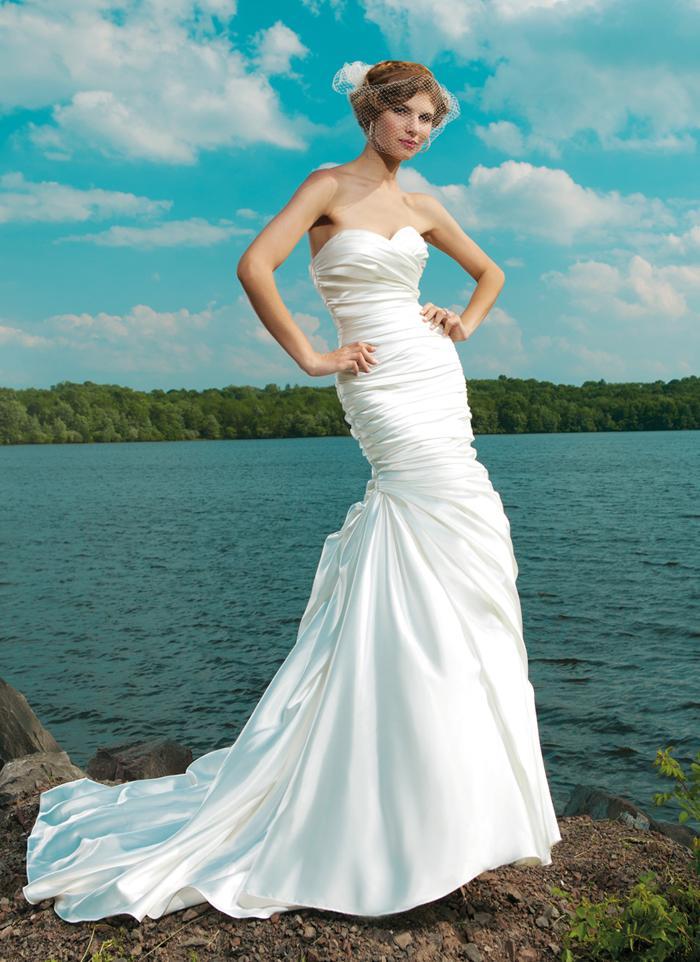 Wedding - Sincerity Bridal Wedding Dresses Style 3666