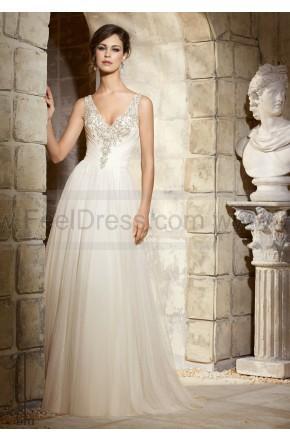 Wedding - Mori Lee Wedding Gown 5374