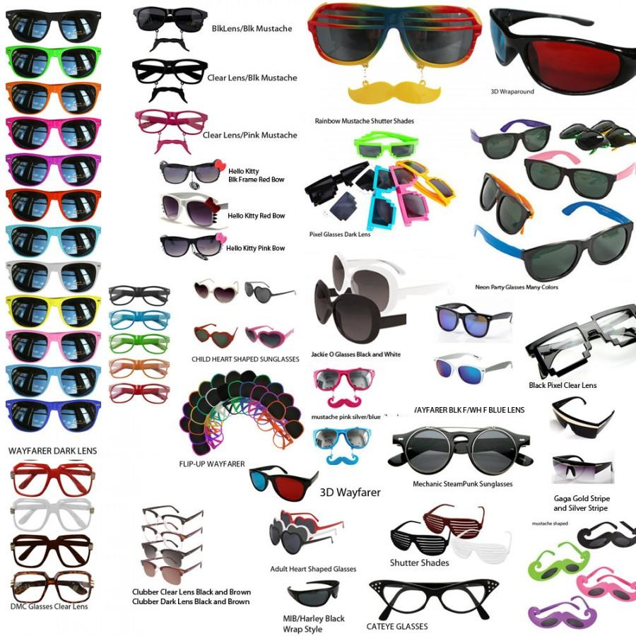 69541c1b4f9ec Customized Sunglasses