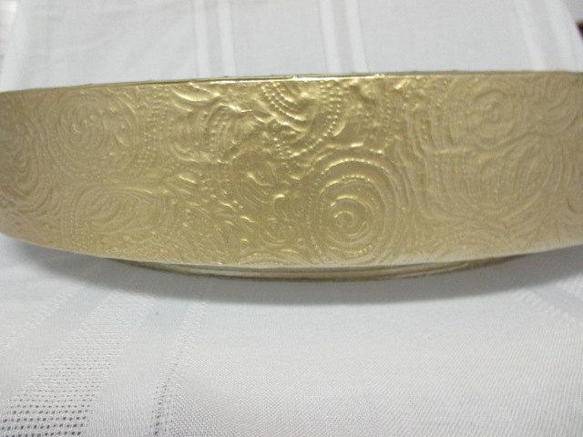 "Свадьба - Cake Stand 16 inch ""Golden Elegance"""