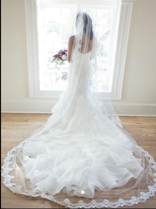 Hochzeit - Gorgeous Lace Veil