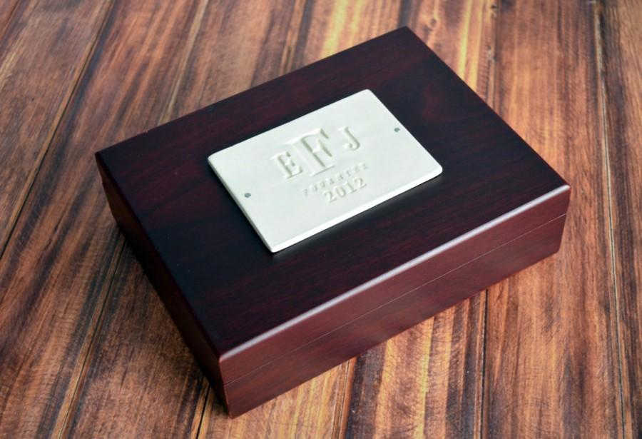 Mariage - PERSONALIZED Golf Ball Box - Perfect for a Wedding, Client or Housewarming gift