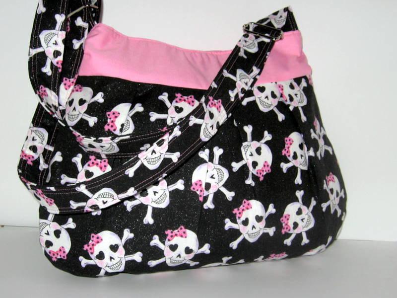 Свадьба - SKULL BAG, SKULL Purse, Crossbody Skull Handbag, Bags With Skulls, Made To Order