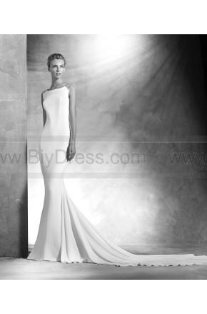 Wedding - 2016 Atelier Pronovias Style Vanila