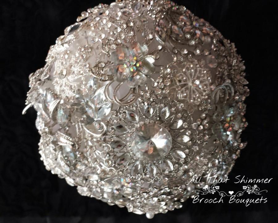 Hochzeit - Brooch Bouquet