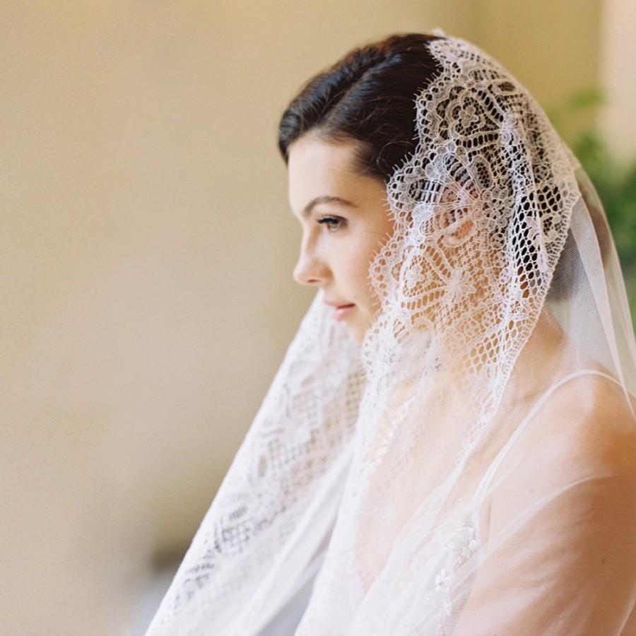 veil Birdcage veil with flower, ivory wedding veil double swarovski rhinestone edge, detachable ivory and champagne flower fascinator - misshill $ 10995.