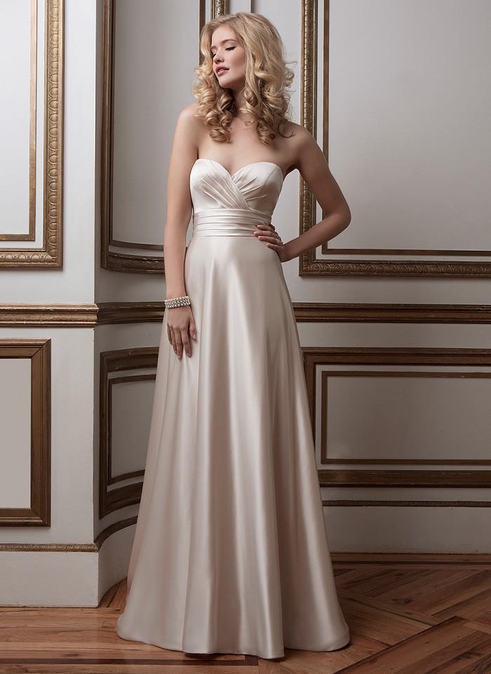Mariage - Justin Alexander Wedding Dress Style 8801