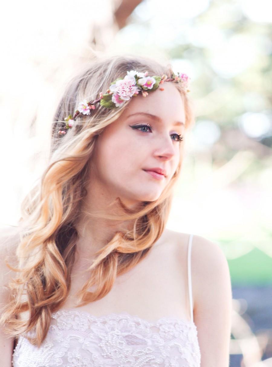 Autumn Wedding Crown Woodland Wedding Fall Flower Wreath 2436851