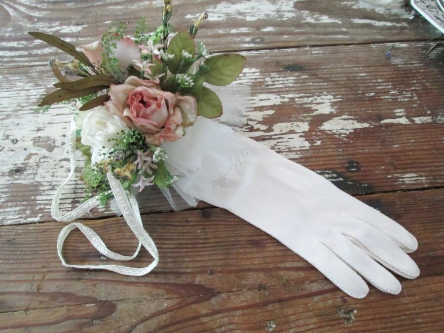 Свадьба - Garden Wedding Glove
