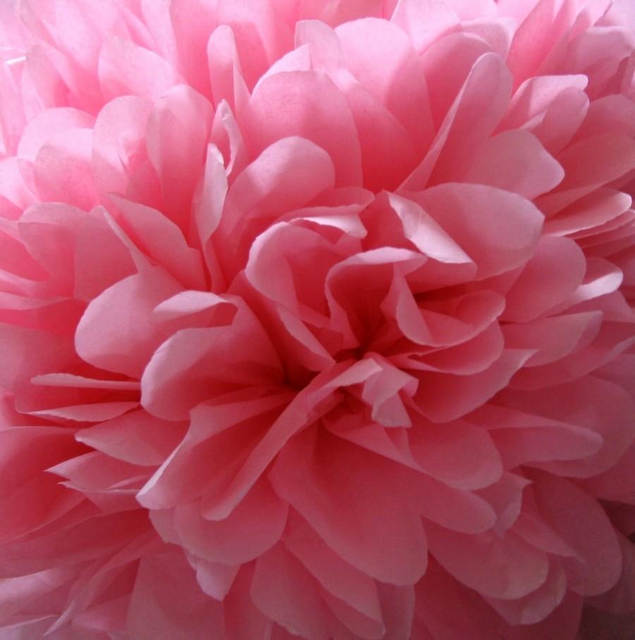 Mariage - Dark pink - one pom