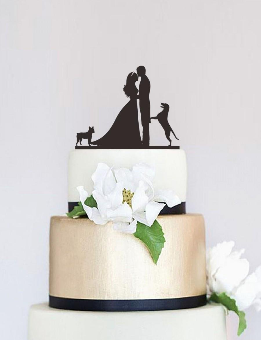 Wedding cake toppergroom and bride cake toppercustom cake topper wedding cake toppergroom and bride cake toppercustom cake topper with dogunique cake topperwedding decoration p107 junglespirit